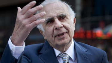 Six of Icahn Enterprises' top 10 positions are included in the ETF, such as Apple and EBay.