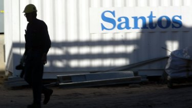Santos' debt would appear to now be well in excess of the value of its assets.