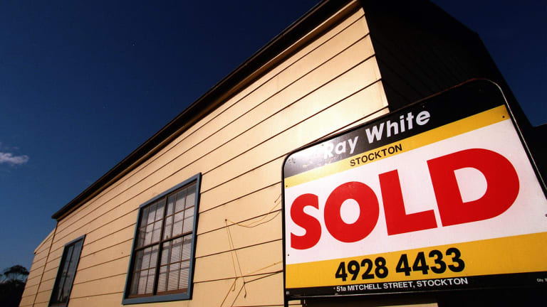 It's a vendors market in Australia at the moment, but how many Australians can afford to buy?