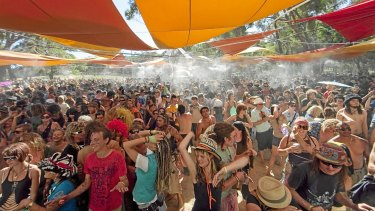 Organisers of the Rainbow Serpent Festival want pill testing introduced at next year's event.