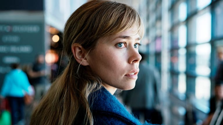 Birgitte Hjort Sorensen stars in the typically excellent Scandi drama Greyzone.