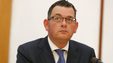 Victorian Premier Daniel Andrews is expected to come under pressure to reform political donation laws.