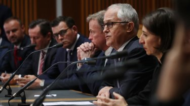 Prime Minister Malcolm Turnbull will need to convince COAG state leaders to back the plan.