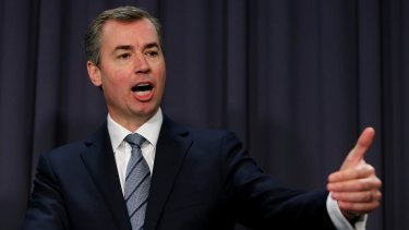 Amnesty: Justice Minister Michael Keenan.