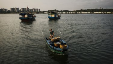 Beijing is using the country's fisherman as the advance guard to press its expansive territorial claims, experts say. Photo by Adam Dean for The Washington Post