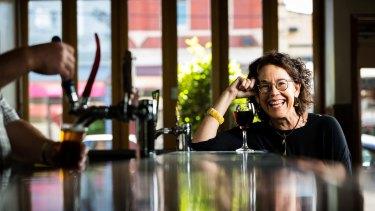Monash University Professor of Linguistics Kate Burridge.