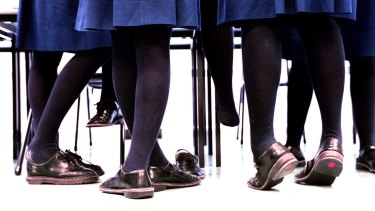 Parents fear a surge in international student enrolments has shut local students out of popular state schools.