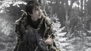 Bran Stark if definitely not competing in the high jump in Rio.