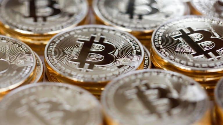 Despite Monday's fall in price, bitcoin still was up more 170 per cent so far this year.