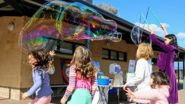 A WA Play Strategy would ensure the child's right to play is clearly transparent and accountable to the wider community, Dr Hesterman said.