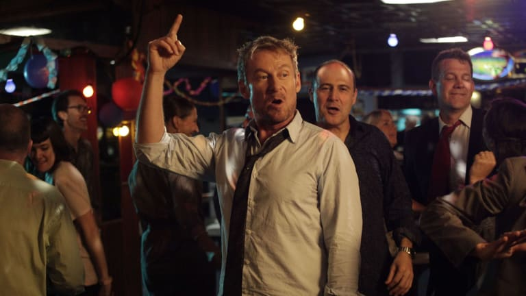 Richard Roxburgh is back to reprise the character of Cleaver Greene as <i>Rake</i> returns for a fourth series.