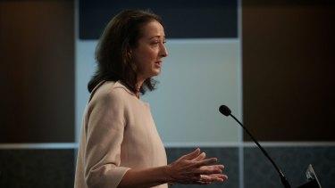 Concerned: Canberra MP Gai Brodtmann.