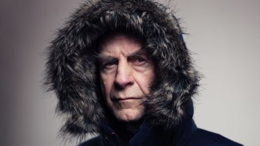 "Sir Ranulph Fiennes: ""A high pain threshold? Definitely not."""