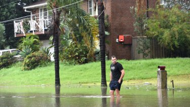 Insurers could face a bill of more than $500 million as claims flow through from the storm that swept through New South Wales this week.