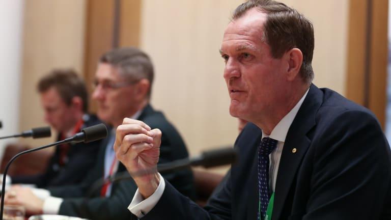 Unprecedented levels of interest in corporate tax avoidance: Tax Commissioner Chris Jordan.