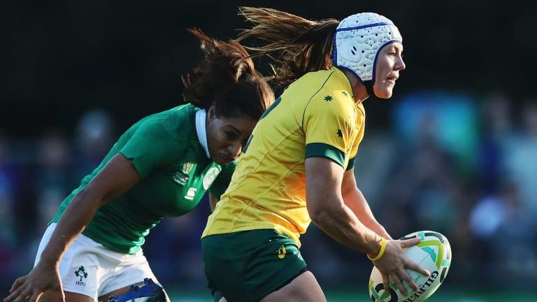 Australian captain Sharni Williams will add a Commonwealth Games gold to her already impressive resume.