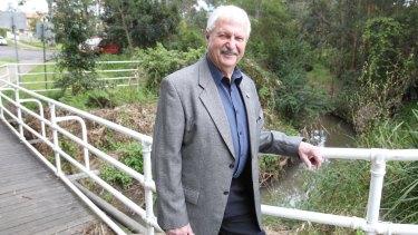 Acting NSW RSL president John Haines.
