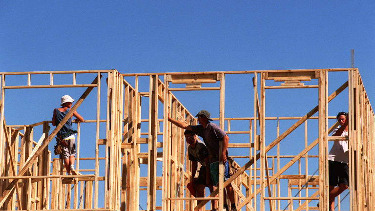 The construction of apartments across Australia is expected to halve in the next three years.