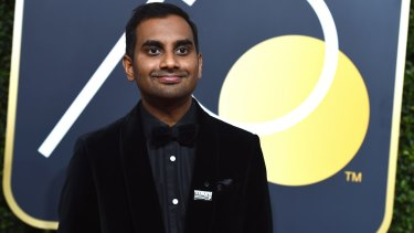 Creator and star of Netflix series <i>Master of None</i>: Aziz Ansari.