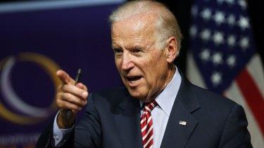 US Vice-President Joe Biden is visiting Australia.