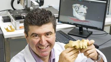Griffith Menzies Health Institute Queensland periodontist Professor Saso Ivanovski.