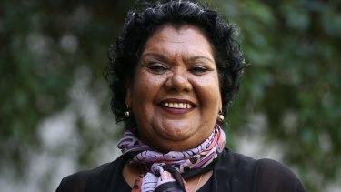 Incoming Aboriginal and Torres Strait Islander Social Justice Commissioner June Oscar.