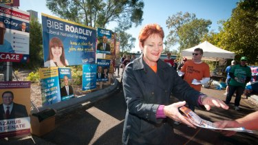 Pauline Hanson and her party will continue to do well if  the level of disgruntlement stays so high and confidence about the future remains particularly low.