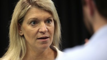 Australian team boss Kitty Chiller wanted Rio authorities to bolster security.