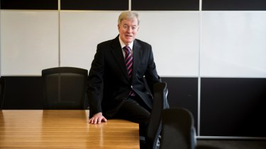 Public Service Commissioner John Lloyd has championed the highly politicised construction watchdog.