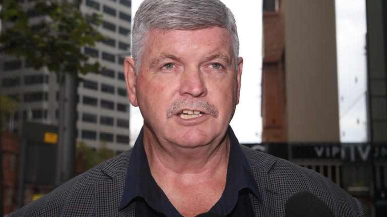 RBTU state secretary Alex Claassens said he accepted the decision of the independent umpire.