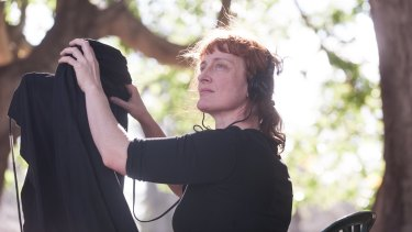 Jennifer Kent was the director of <i>The Babadook</i>.