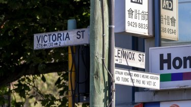 The notorious corner in north Richmond.