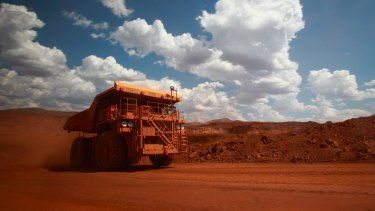 Resilient' iron ore price to fall, say HSBC mining analysts