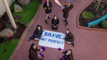 Ivanhoe Girls' Grammar School wants to teach students the importance of failure.
