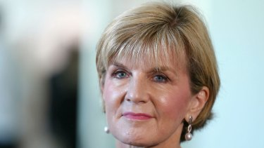 Foreign Affairs Minister Julie Bishop has signed Australia up to a declaration supporting international carbon markets.