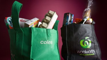 Macquarie estimates Woolworths has lost 1.5 per cent of market share in the past year.