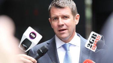 NSW may consider introducing its own age threshold for control orders, Mike Baird says.