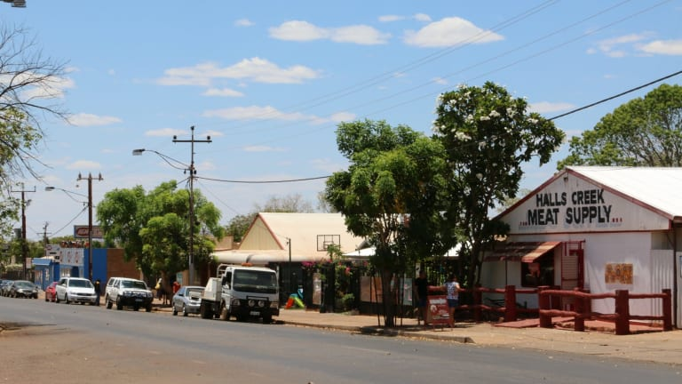 About 1300 of the residents of the Halls Creek Shire would be subject to income management under the trial.