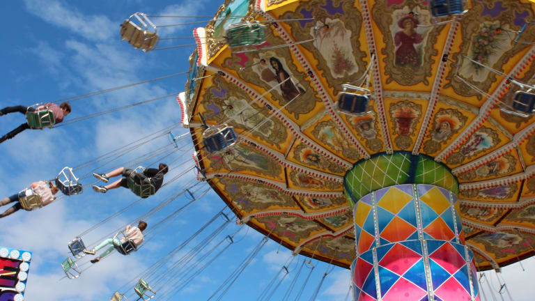 There will be plenty of fresh air for funlovers at this year's Ekka after organisers banned smoking.