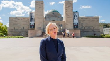 Group Captain Cate McGregor.