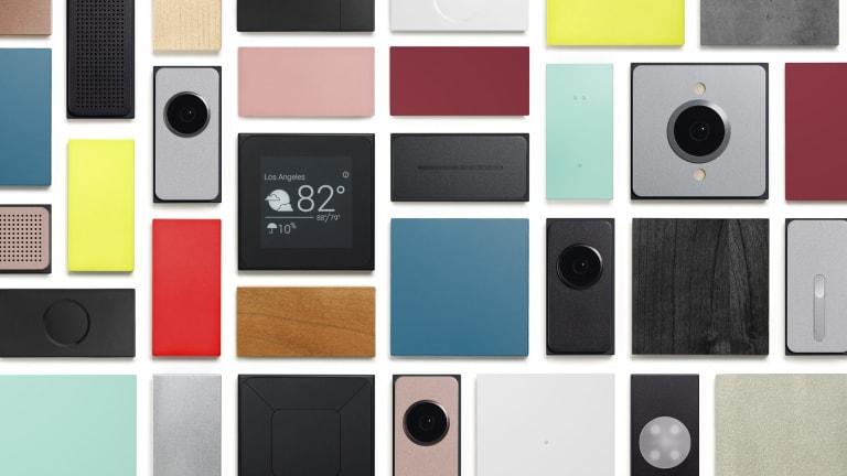 The future of smartphones is modular, according to Google.