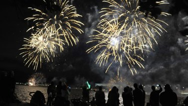 Fremantle's Australian Day fireworks event will no longer take place.