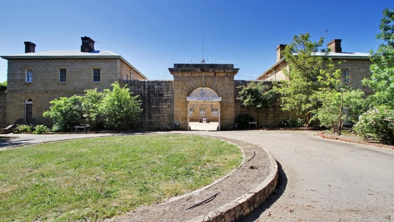 The Old Beechworth Gaol was closed as a prison in 2004