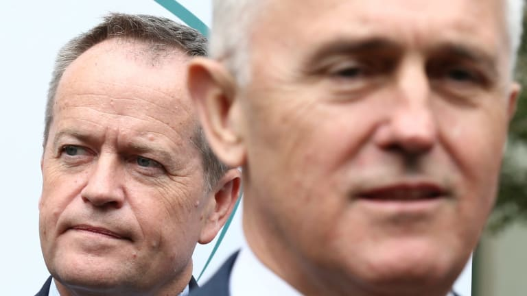 While a small target strategy may have worked against Tony Abbott, Bill Shorten needs a new approach against Malcolm Turnbull.