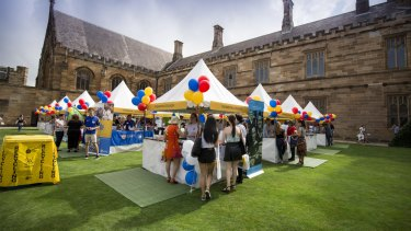 """Sydney University plans to streamline degrees into three """"tracks"""": professional development, research and a more open track for broader education."""