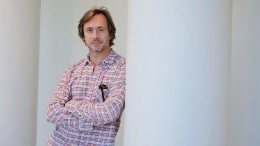 Australian designer Marc Newson.