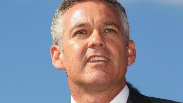 Ben Buckley, who led Australia's World Cup bid.