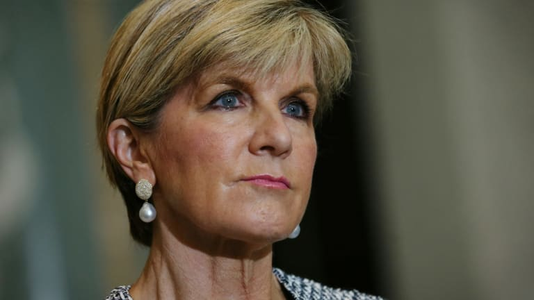 Minister for Foreign Affairs Julie Bishop says a third Australian is involved in the London attacks.