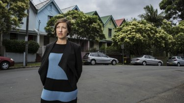 Madeleine Holme doesn't think she will ever own a home.