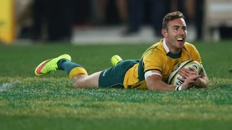 Andy Friend says it's a shame Australian Rugby will lose Nic White to France.